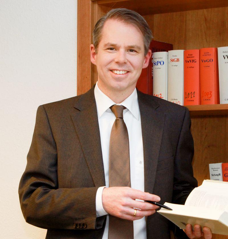 Rechtsanwalt Rolf Tarneden